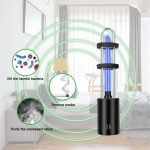 portable UV sterilization lamp